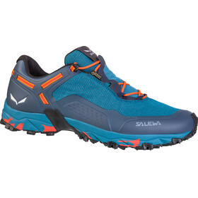 Salewa Speed Beat GTX Shoes Men premium navy/spicy orange